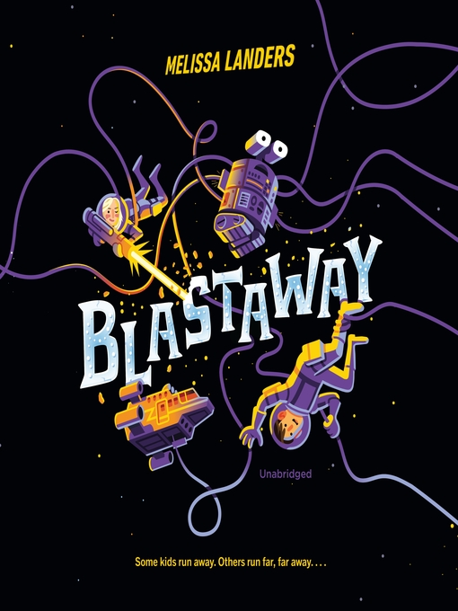 Title details for Blastaway by Melissa Landers - Wait list